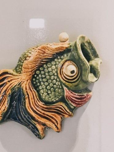 Tượng cá Bảo Tàng Mỹ Thuật Thành phố Hồ Chí Minh Fine Arts Museum