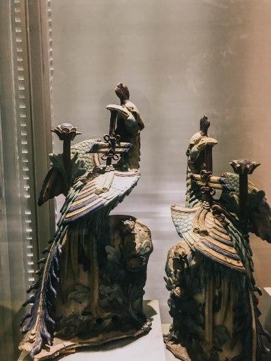 Tượng chim Bảo Tàng Mỹ Thuật Thành phố Hồ Chí Minh Fine Arts Museum