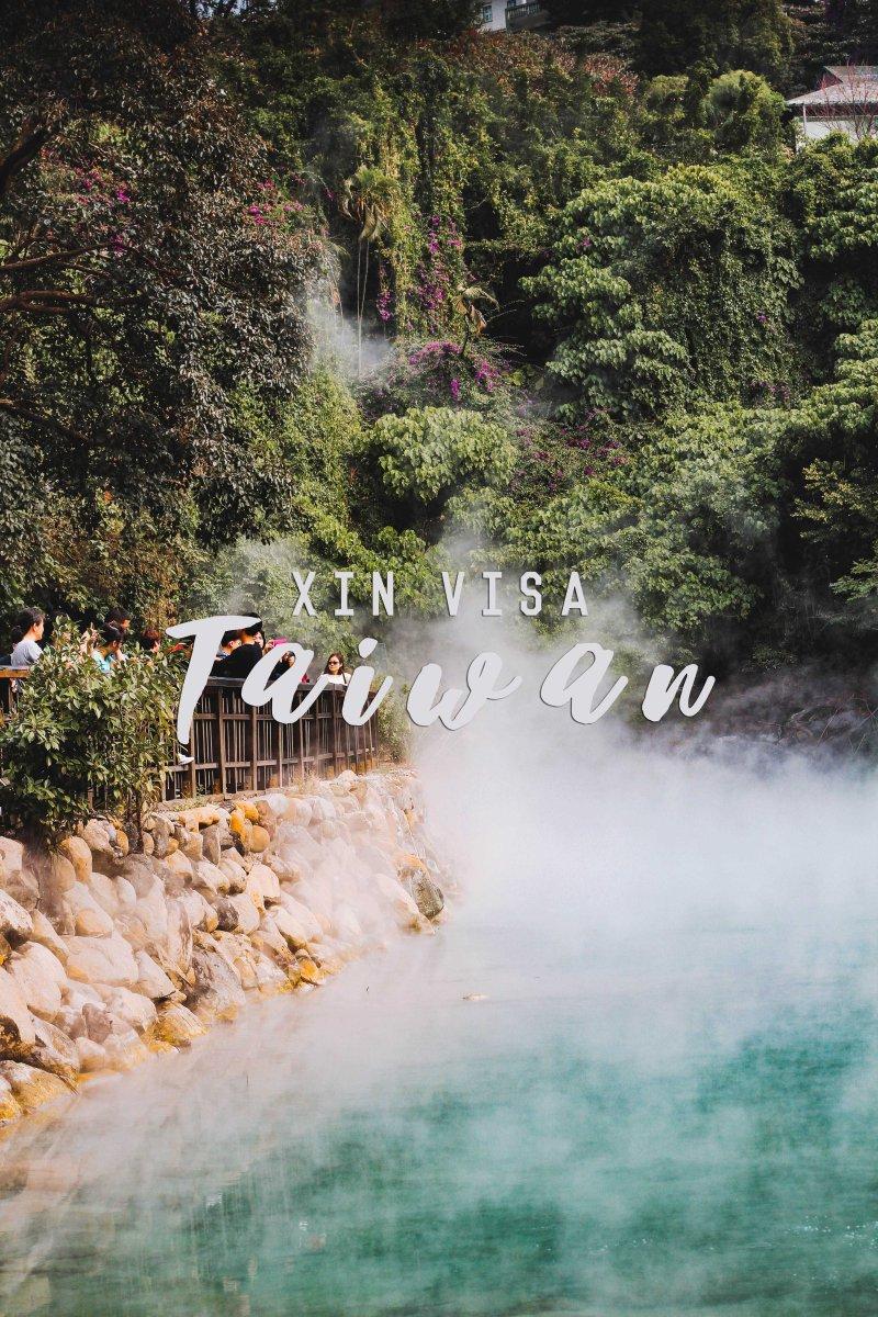 Hướng dẫn xin visa Đài Loan tự túc cho người Việt