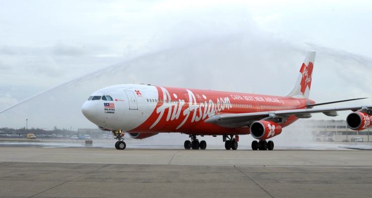 Malaysia's long-haul budget airline AirA