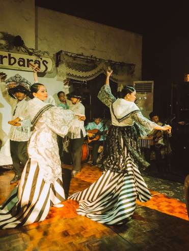 Barbara's Heritage Restaurant Dance