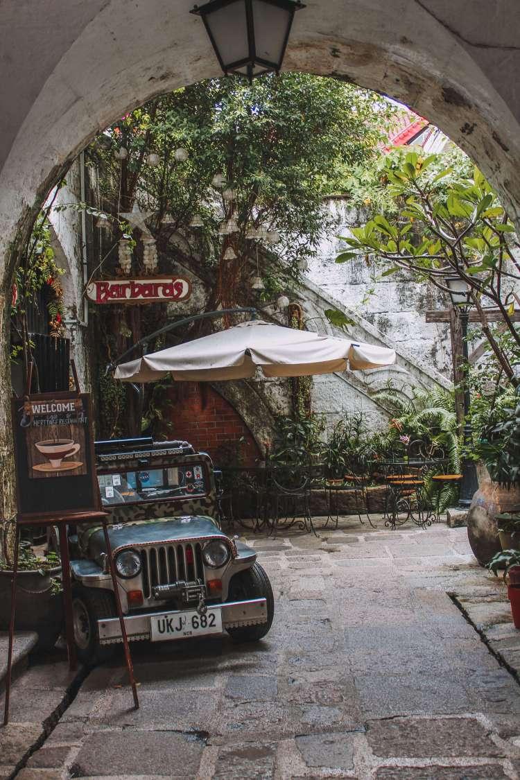 Barbara's Heritage Restaurant ở Manila