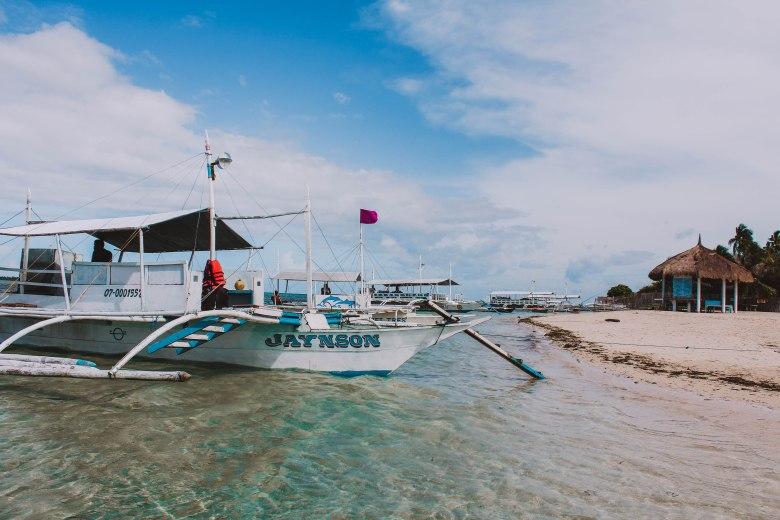 Đảo Caohagan Island, Cebu, Philippines