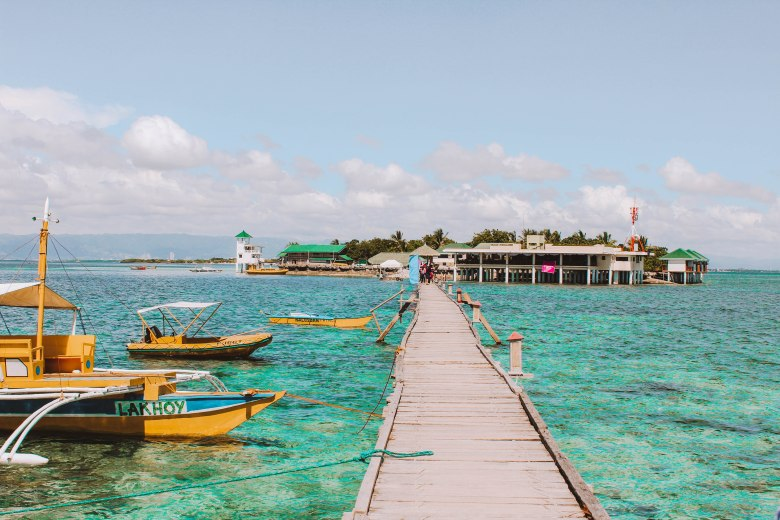 Đảo Nalusuan, Cebu, Philippines