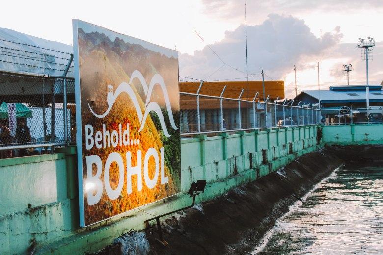 Cảng Bohol