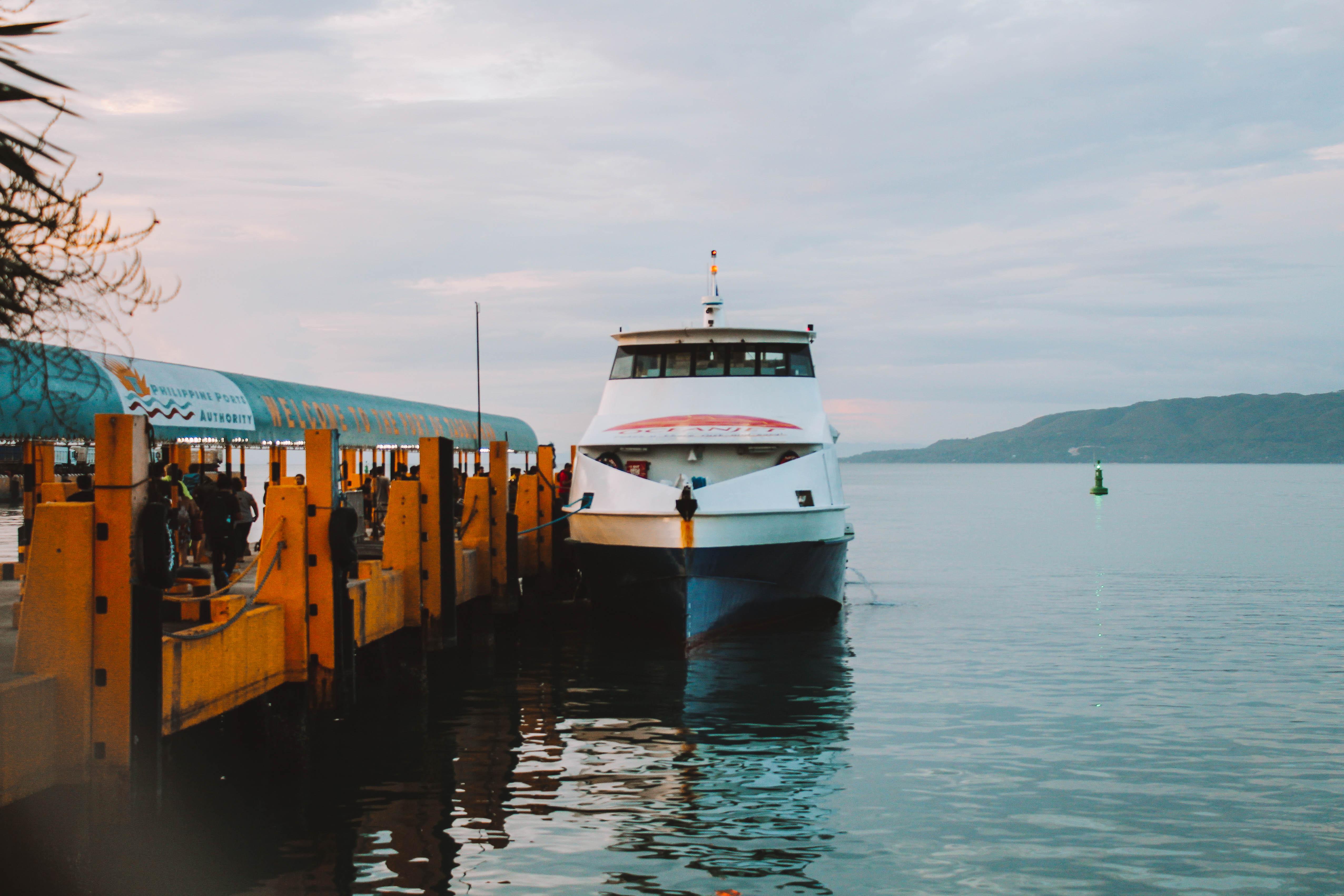 Fast Ferry Cebu - Bohol