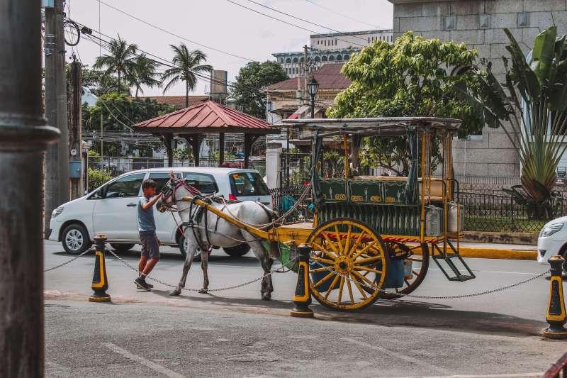 Horse Carriage Manila