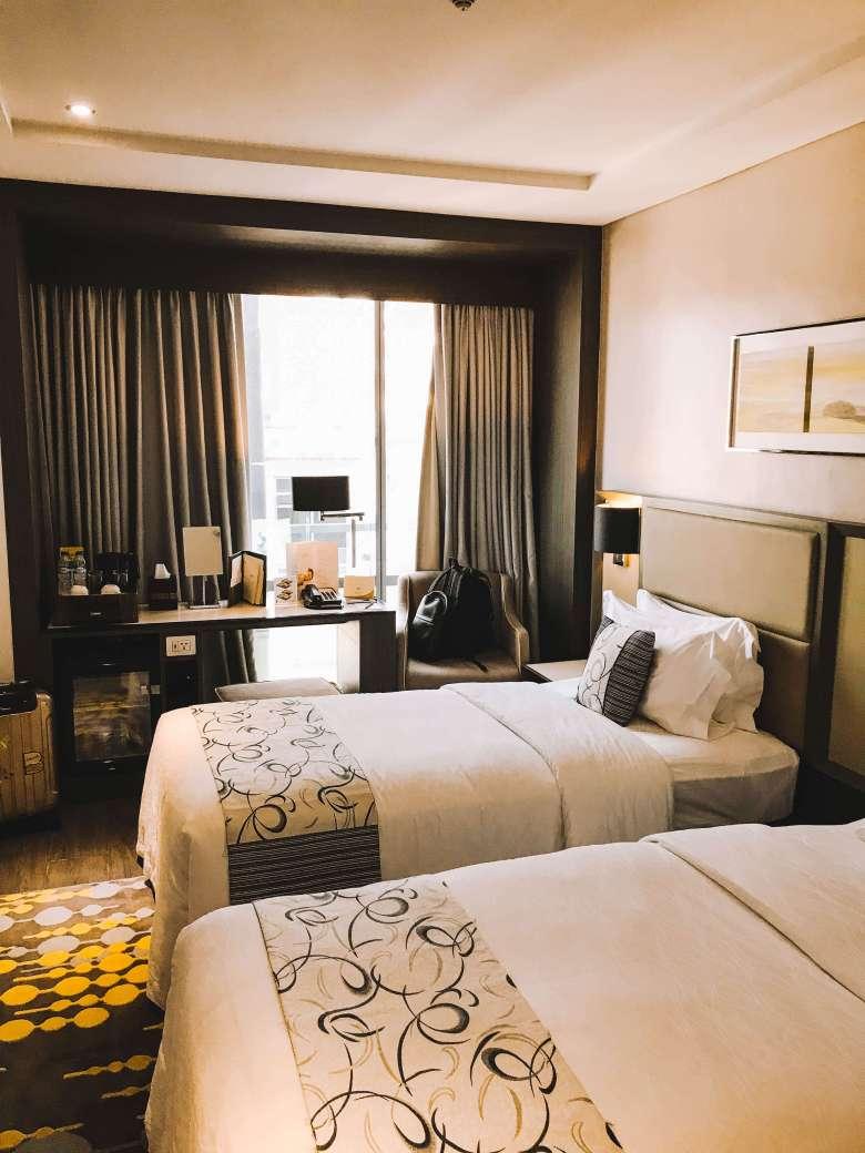 Hotel Room Belmont