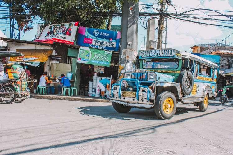 Jeepney Manila