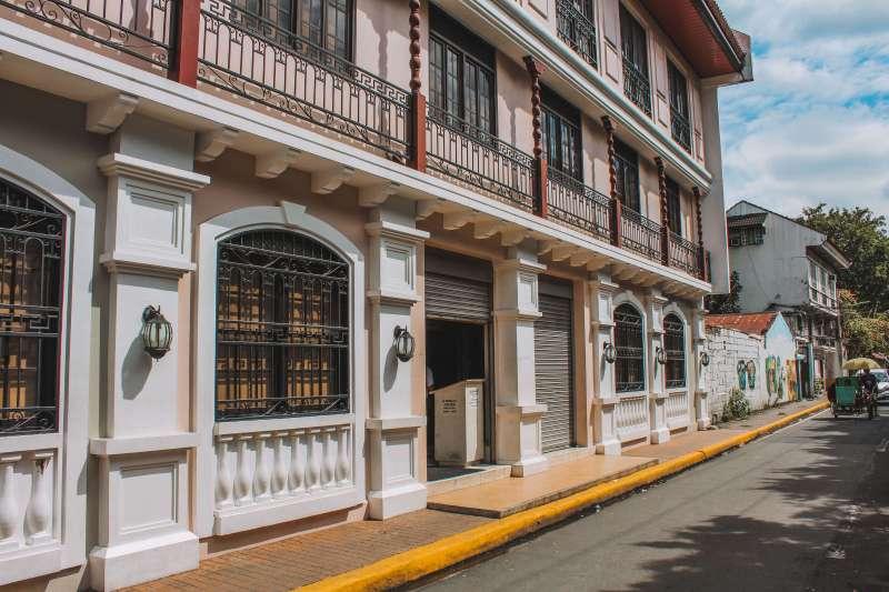 Kiến trúc cổ ở Manila