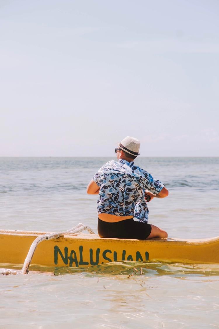Lý Thành Cơ trên đảo Nalusuan