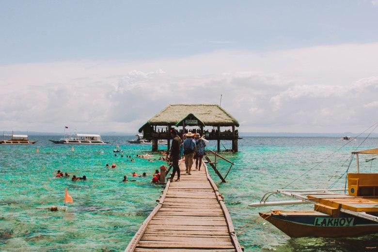 Nalusuan Island, Cebu