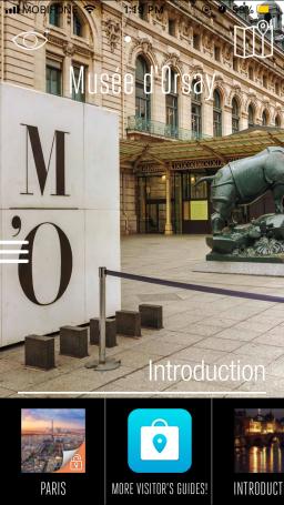 Orsay Museum App