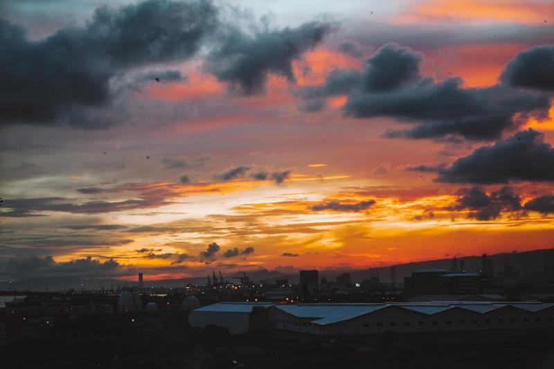 Sunset Cebu Philippines