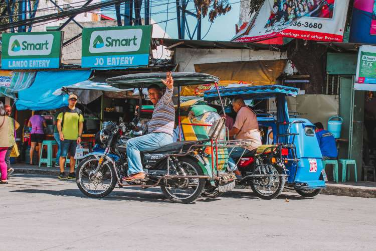 Tricycle Manila