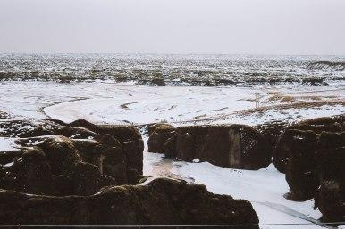 Fjaðrárgljúfur hẻm núi ở Iceland