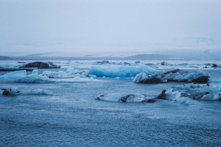 Glacier Jökulsárlón