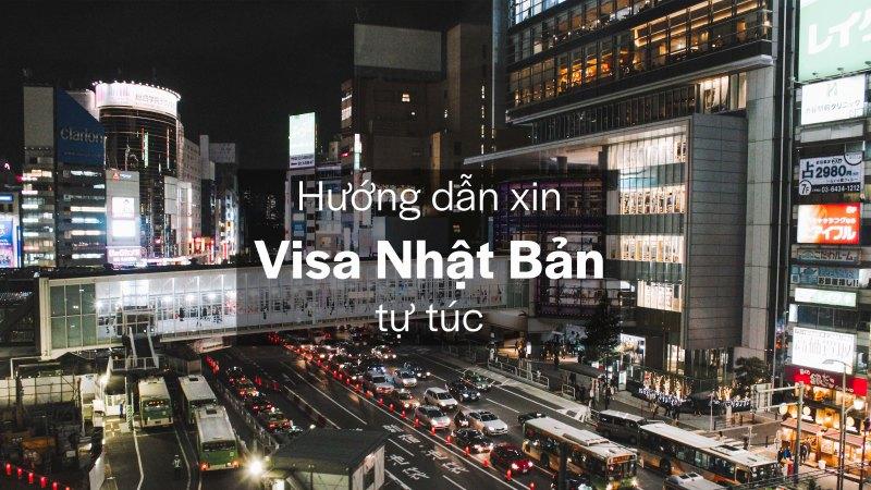 Hướng dẫn xin visa Nhật Bản