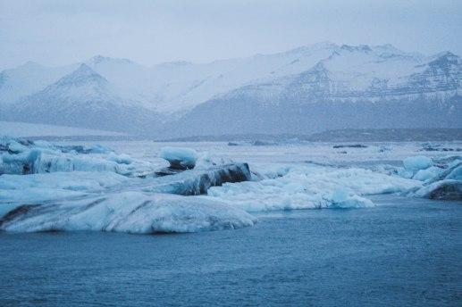 Jökulsárlón Ice Lagoon