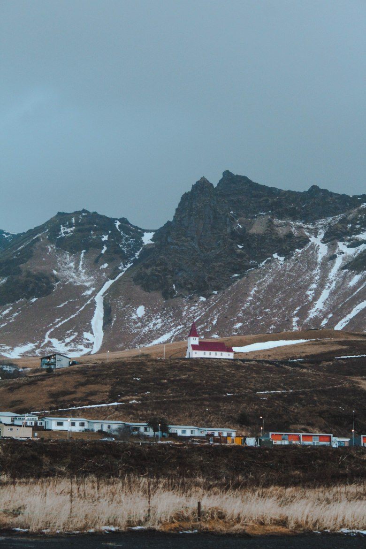 Làng Vík ở Iceland