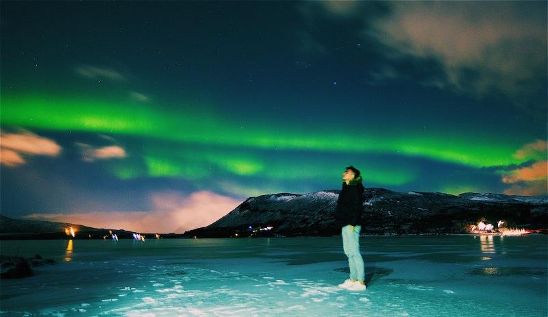 Lý Thành Cơ Bắc Cực Quang Northern Lights