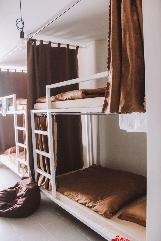 Phòng dorm Été