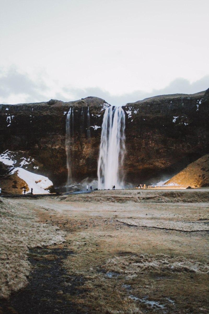 Seljalandsfoss thác nước Iceland