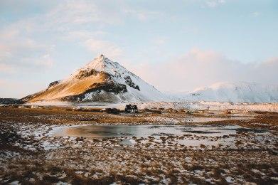 Arnarstapi Village Iceland