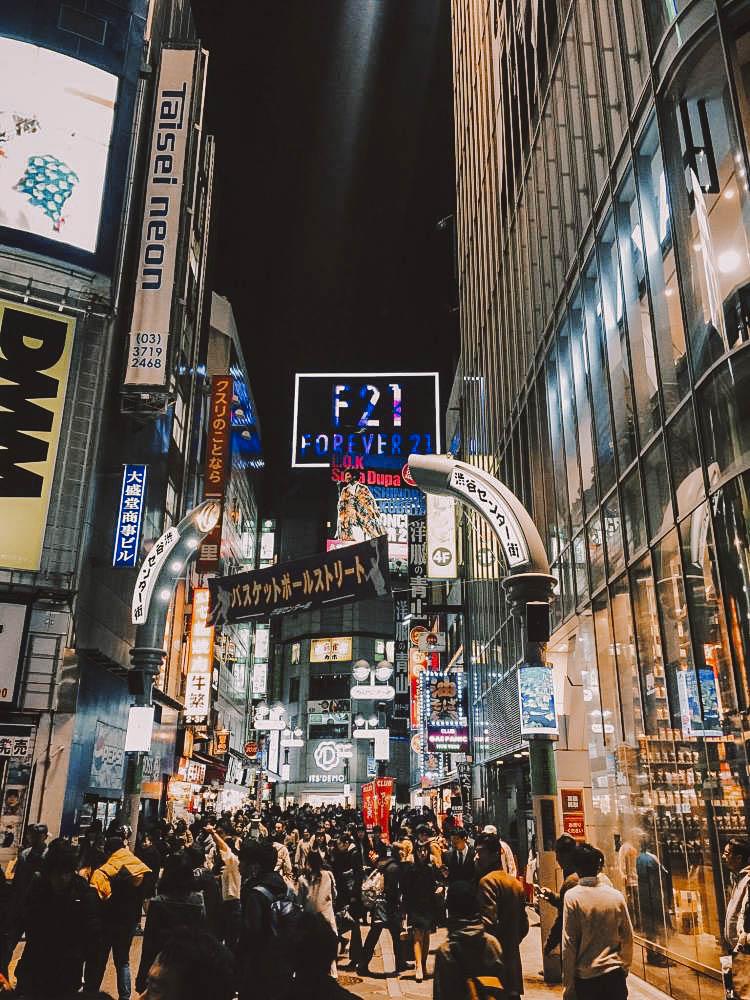 Day 2 Shibuya