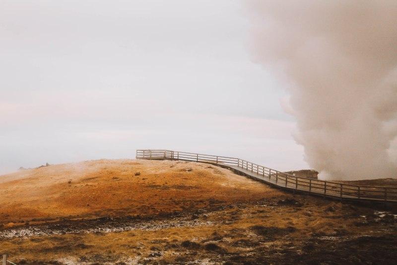 Gunnhuver Iceland