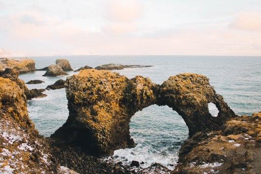 Hellnar Arch