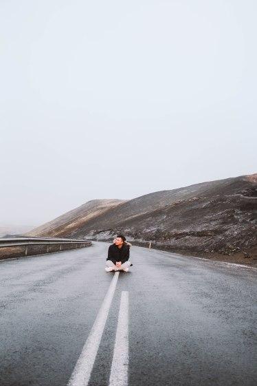Krýsuvíkurleið và hồKleifarvatn 2