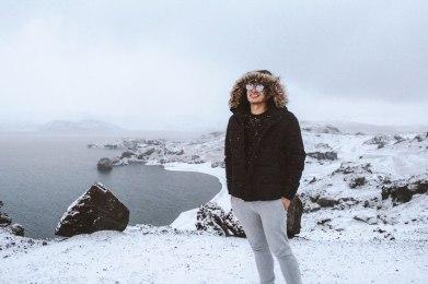 Krýsuvíkurleið và hồKleifarvatn 3