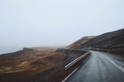 Krýsuvíkurleið và hồKleifarvatn