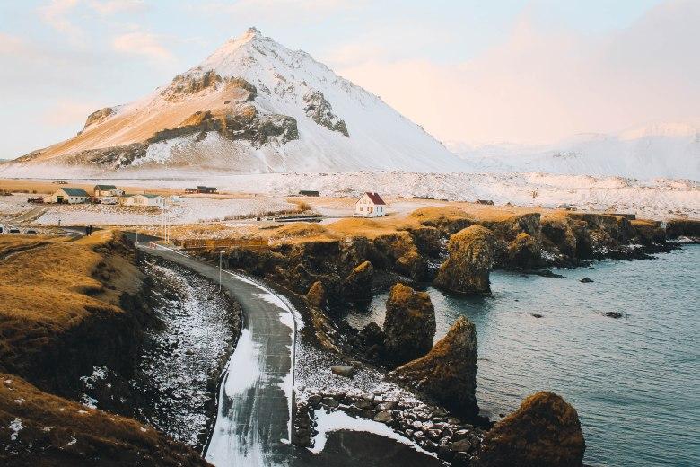 Mt. Stapafell Arnarstapi