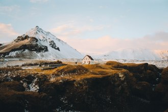 Mt. Stapafell Iceland