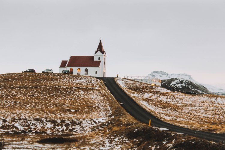 Nhà thờ Hellnar