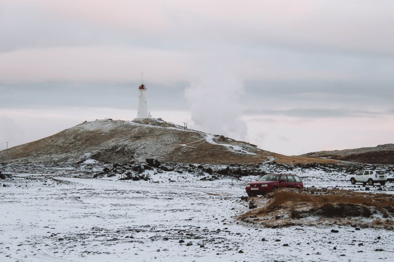 Reykjanesviti hải đăng