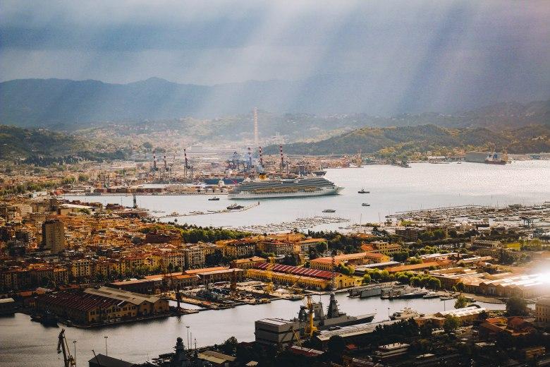 Spezia Harbor