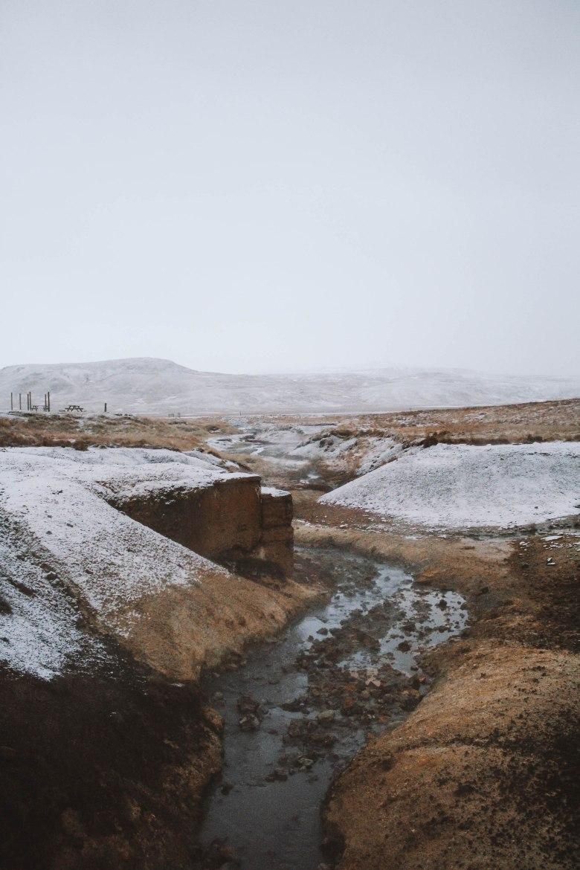 Vùng Địa Nhiệt Krysuvik-Seltun