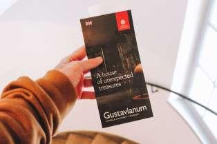 Bảo tàng Gustavianum vé