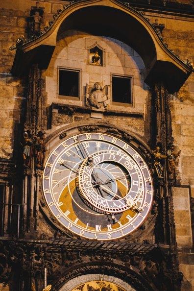 Đồng hồ thiên văn Prague Astronomical clock