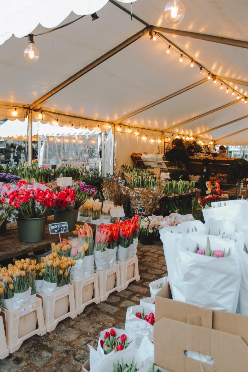 Chợ hoa