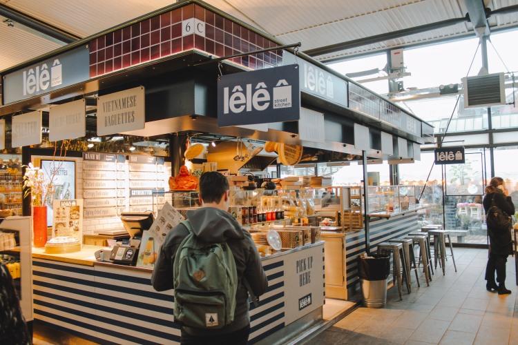 Nhà hàng Việt Lêlê ở Copenhagen