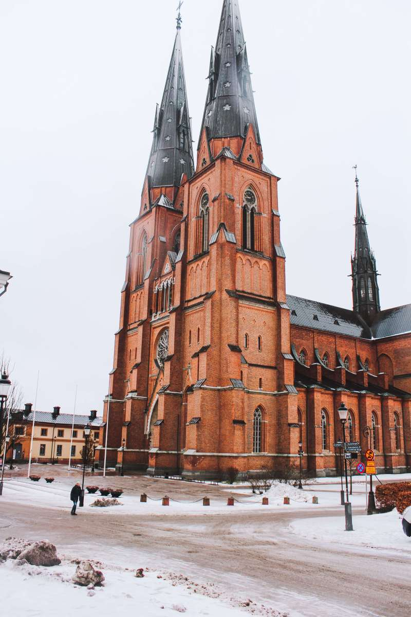 Nhà thờ Uppsala
