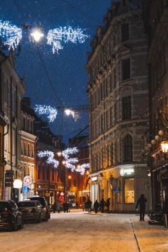Phố cổ Old Riga