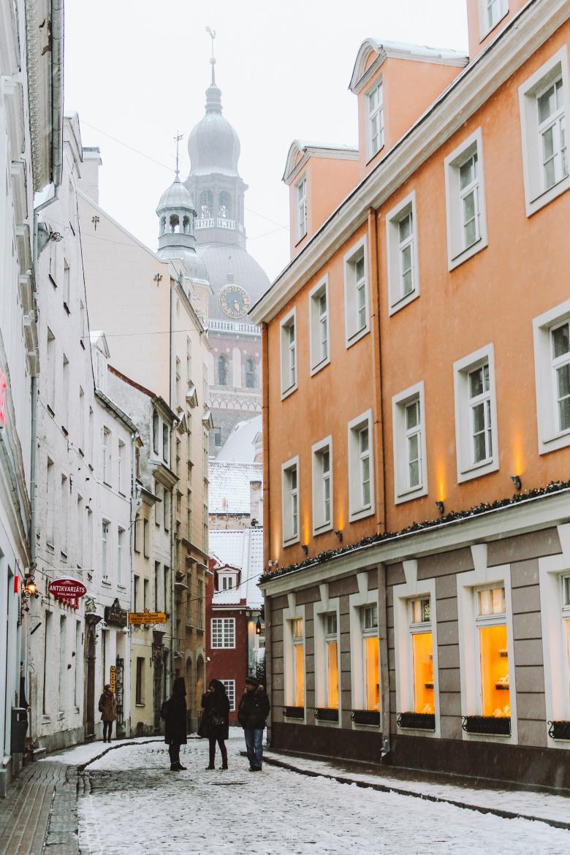 Phố Cổ Riga