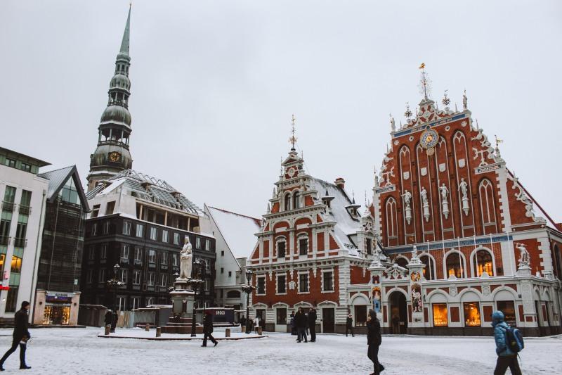 Quảng trường Old Riga