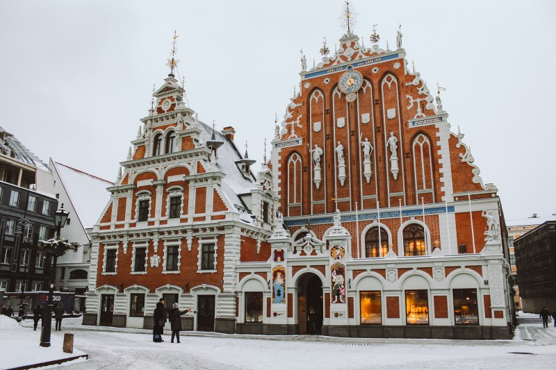 Riga House of the Blackheads