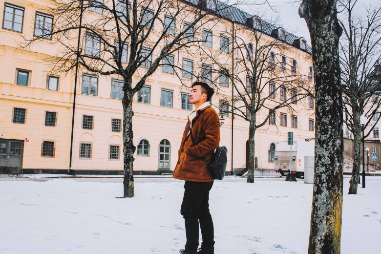 Stockholm Lý Thành Cơ